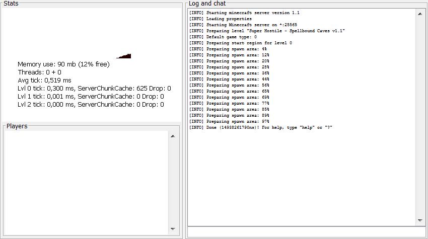 Майнкрафт как создать собственный сервер